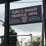 Luke's Mixed Martial Arts